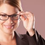 Portraitfotografie – Frau mit Brille