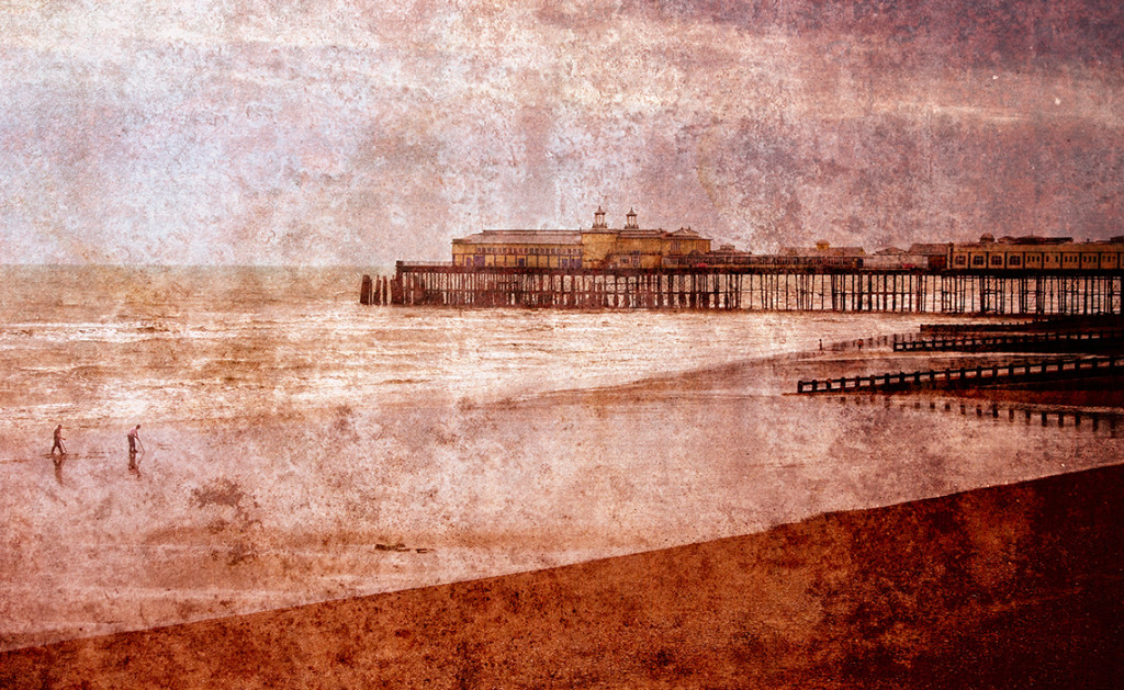 Hastings - Red Pier