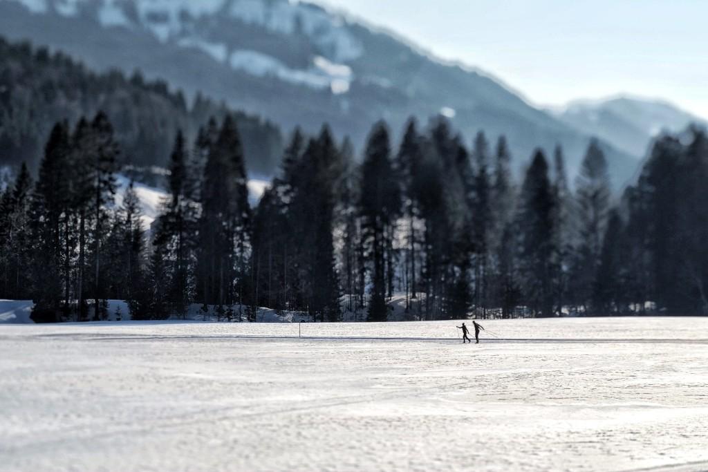 Balderschwang - Skilanglauf