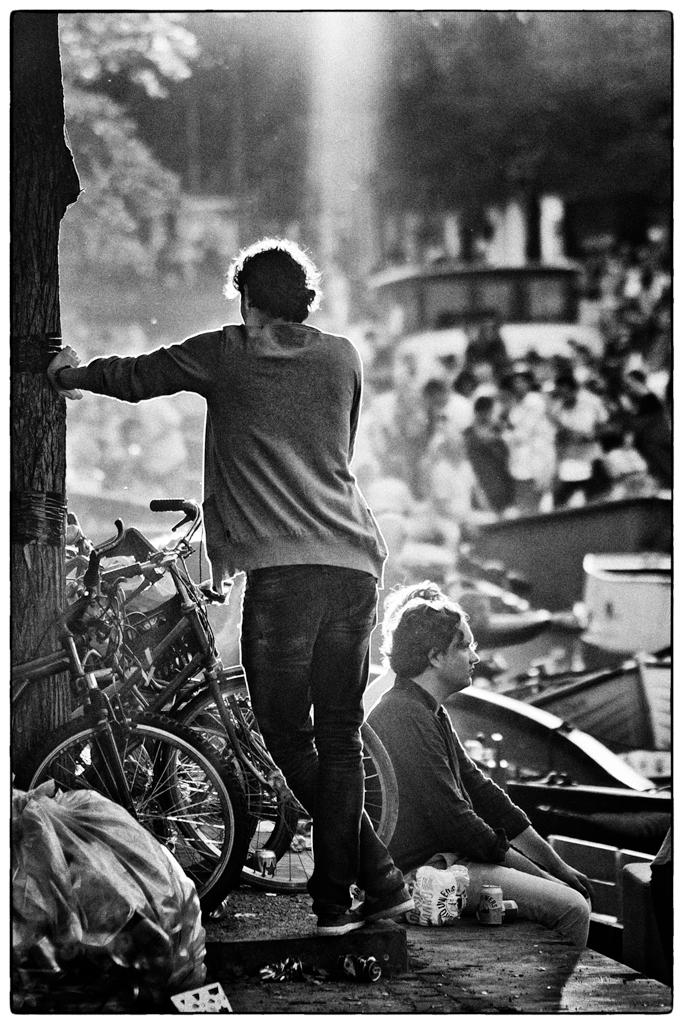 Streetphotography - Gegenlicht