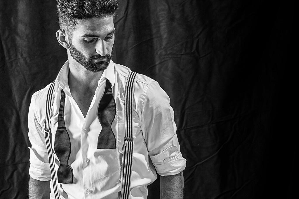 Der Tänzer und Choreograph Kostas
