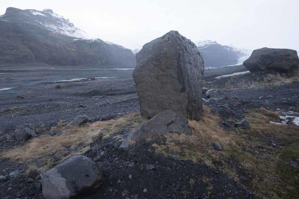 Weg zum Gletscher