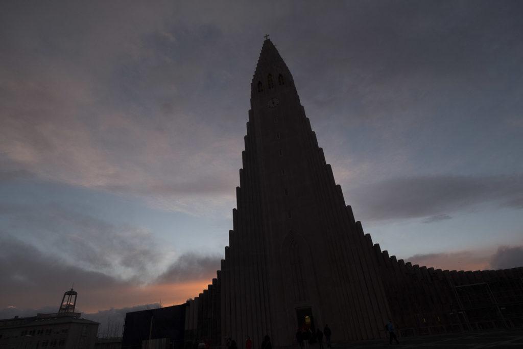 Hallgrimmskirche Reykjavik