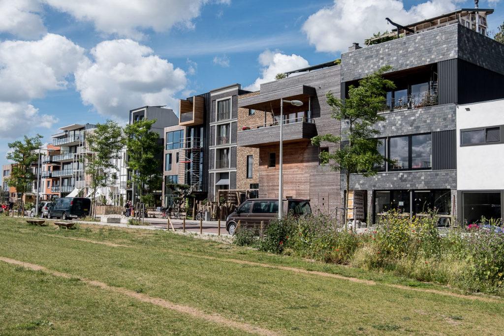 Neubau in Noord
