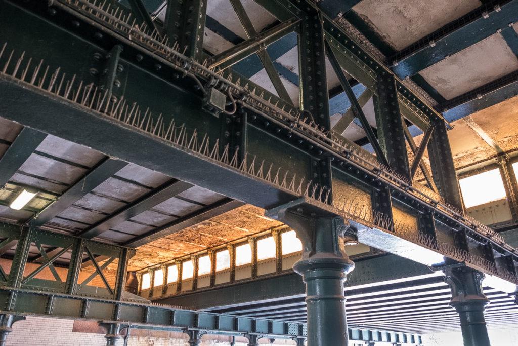 Bahnbrücke Haarlem