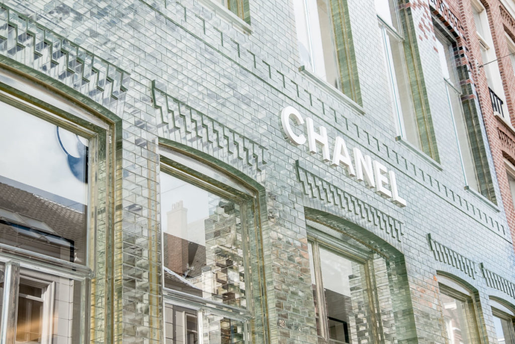Chanel Flagshipstore in Amsterdam