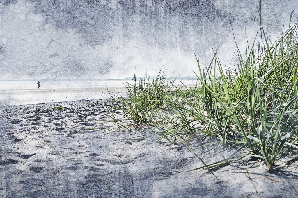 Föhr - Strandszene