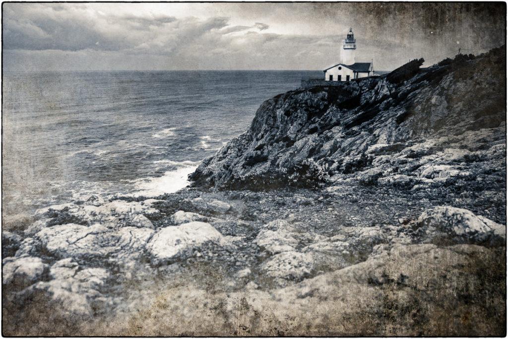 Cala Rajada Leuchtturm